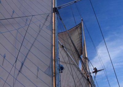 Sails and Lookout